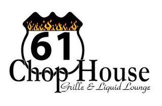 61 Chophouse logo