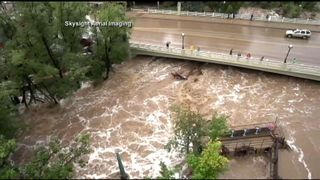 Boulder Creek Flood