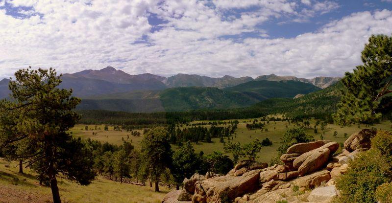Longs Peak 1