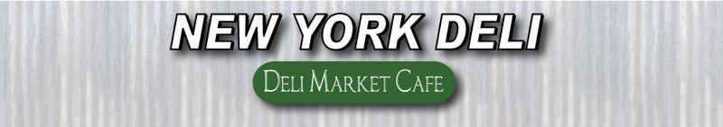 New york deli logo