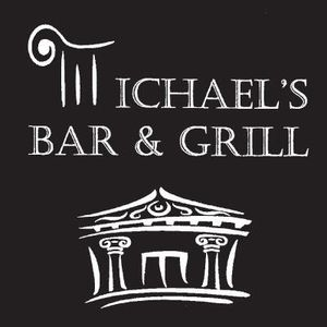 Michaels Bar and Grill logo