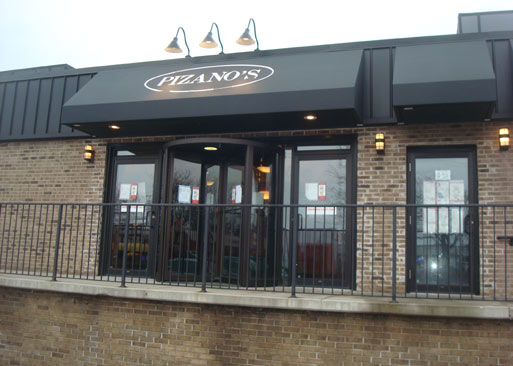 Pizano's Glenview front