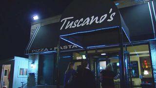 Tuscano's front