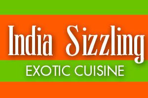 India sizzling logo
