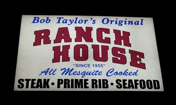 Road Tips Bob Taylor S Original Ranch House Las Vegas