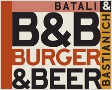 B&B Burger logo