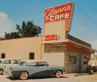 Glenns cafe original