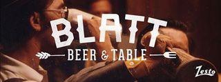 Blatt Beer logo