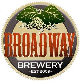 Broadway brewery logo