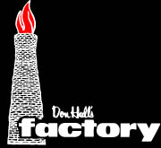 Don Hall's factory logo