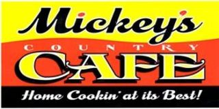 Mickeys Country Cafe Logo