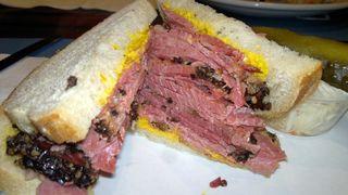 Main Deli sandwich