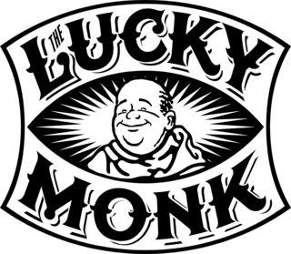 Lucky Monk logo