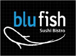 Blu fish logo