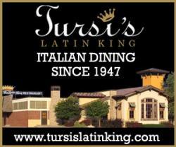 Tursi's Latin King logo