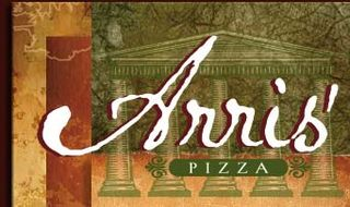 Arris pizza logo