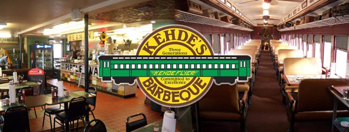 Kehde's BBQ logo
