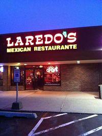 Laredo's front