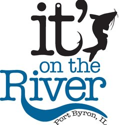 It's on the River logo