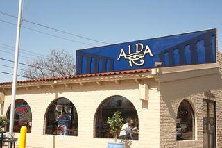 Aida front