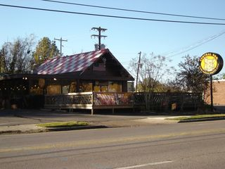 Central BBQ Front