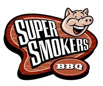 Super smokers logo
