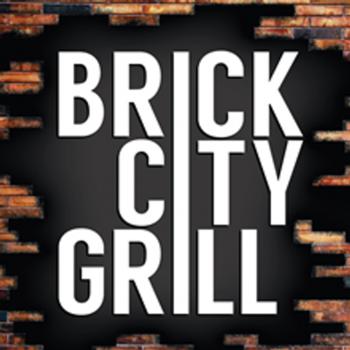 Brick city grill logo
