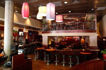 Rialto Cafe inside