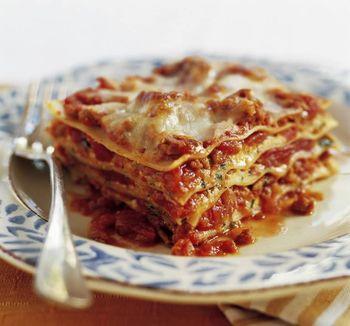 Ubriaco's lasagna