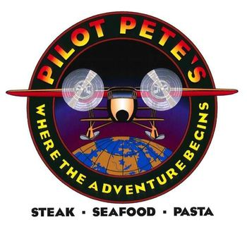 Pilot Pete's Logo