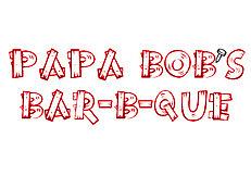 Papa bob's logo