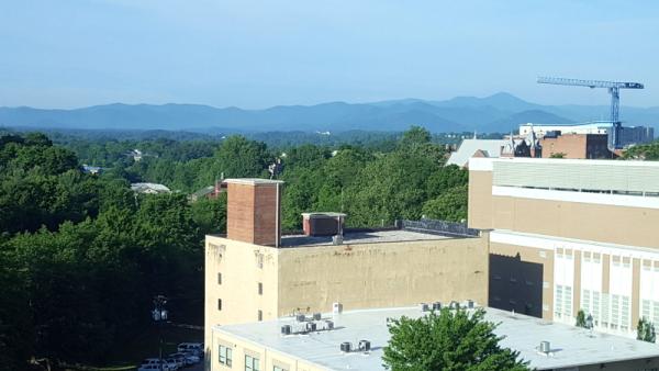Road Tips: Hilton Garden Inn - Asheville, NC