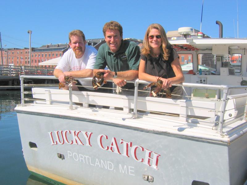 Luckycatch