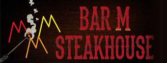 Bar M logo