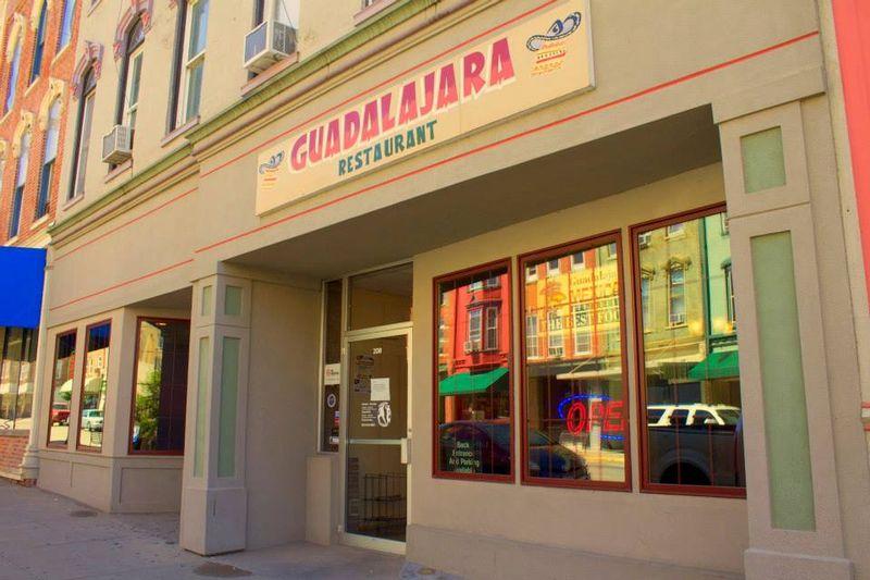 Guadalajara front