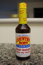 Country bob's bottle