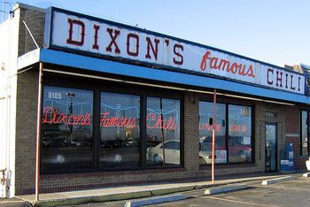 Dixons front