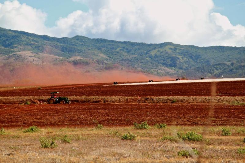 GMO farm Kauai