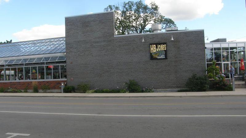 HB Jones Building