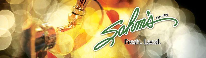 Sahm's logo