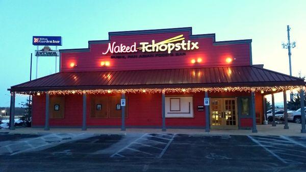 Road Tips Naked Tchopstix Fort Wayne In