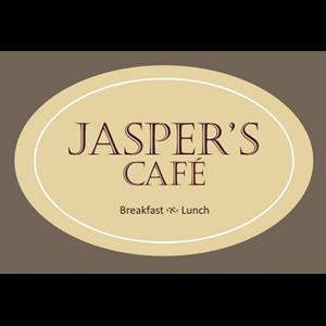Jasper's Cafe logo