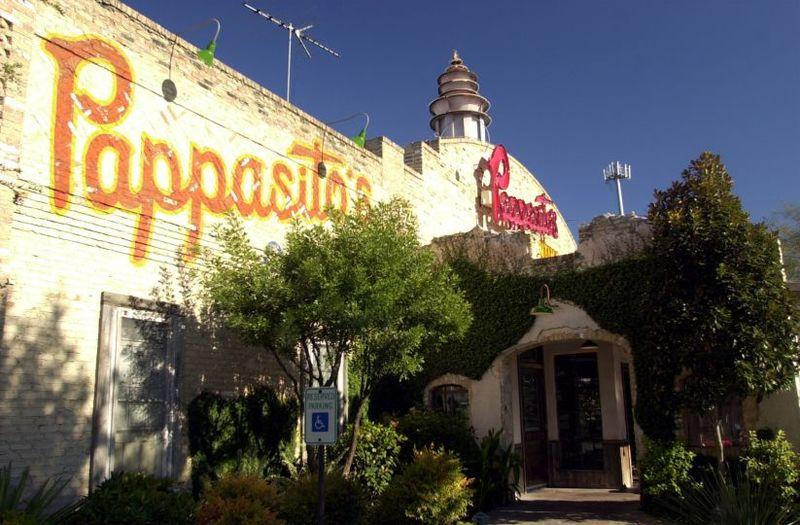 Pappasito's front My San Antonio