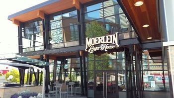 The Moerlein Lager House Was A Neat Place. We Enjoyed The Beers Very Much    We Got Another One When We Went Into The Ballpark   And Even Though We Just  Had ...