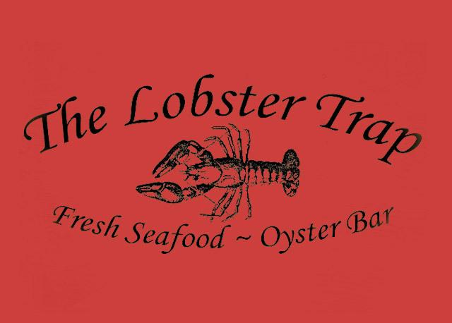 Lobster trap logo