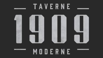 1909 Taverne Moderne logo