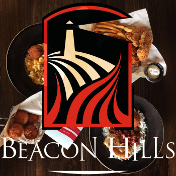 Beacon Hills food logo