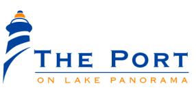 Port_lake_panorama_logo