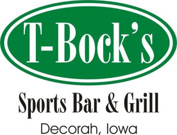 T bock's logo