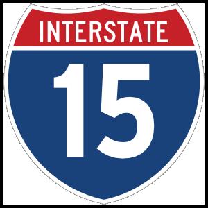 Interstate_15_sign